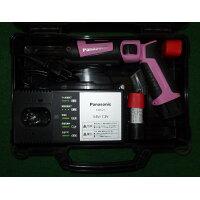 パナソニック EZ7521LA2S-P 充電スティックインパクトドライバー 1.5Ah LAタイプ電池付