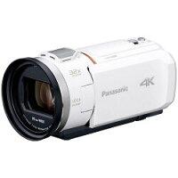 Panasonic  デジタル4Kビデオカメラ HC-VX1M-W