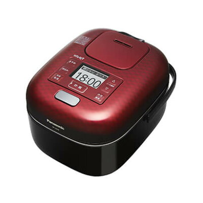 Panasonic  可変圧力IHジャー炊飯器 おどり炊き Jコンセプト SR-JX058-K