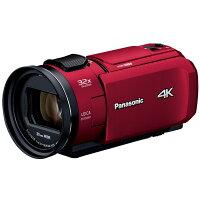 Panasonic デジタル4Kビデオカメラ HC-VZX1M-R