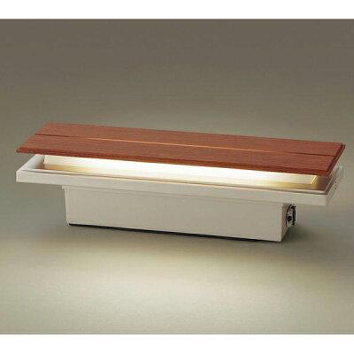 Panasonic アウトドア/エクステリア防雨型LEDポーチライト/門柱灯明るさセンサ付40形電球相当電球色:LGWJ50128KLE1OD