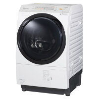 Panasonic  ななめドラム洗濯乾燥機 パワフル滝すすぎ NA-VX3900L-W