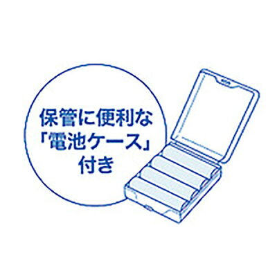Panasonic 単4形 エネループ PRO BK-4HCD/4C