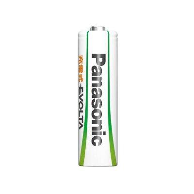 Panasonic 充電式エボルタ K-KJ83MLE40