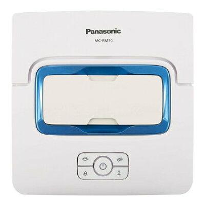 Panasonic  ローラン 床拭きロボット掃除機 MC-RM10-W