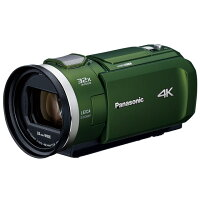 Panasonic デジタル4Kビデオカメラ HC-VX2M-G