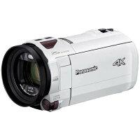 Panasonic 4Kビデオカメラ HC-VX992M-W