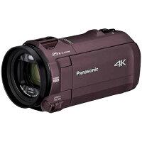 Panasonic デジタル4Kビデオカメラ HC-VX992M-T