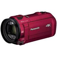 Panasonic デジタル4Kビデオカメラ HC-VX992M-R