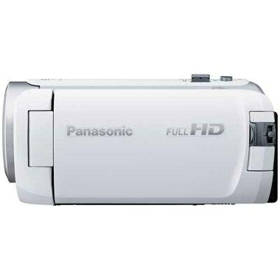 Panasonic  デジタルハイビジョンビデオカメラ HC-W590M-W