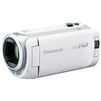 Panasonic デジタルハイビジョンビデオカメラ HC-WZ590M-W