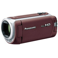 Panasonic デジタルハイビジョンビデオカメラ HC-WZ590M-T