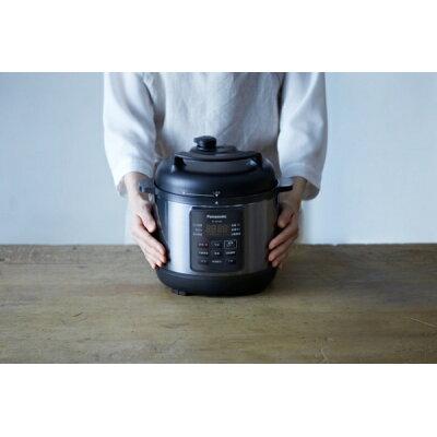 Panasonic 圧力なべ SR-MP300-K