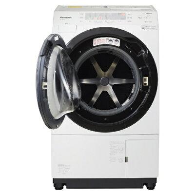 Panasonic ドラム式洗濯乾燥機 NA-VX300AL-W