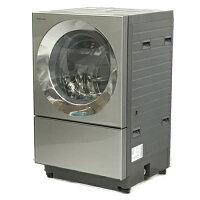 パナソニック Cuble ななめドラム洗濯乾燥機 NA-VG2400L-X