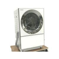 Panasonic ドラム式洗濯乾燥機 Cuble NA-VG1400L-S