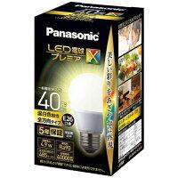 パナソニック Panasonic LED電球E26 /温白色 /485ルーメン /1個 プレミアX LDA5WWDGSZ4 E26 /白色