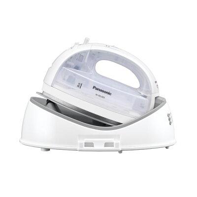 Panasonic カルル コードレススチームアイロン ホワイト NI-WL405-W