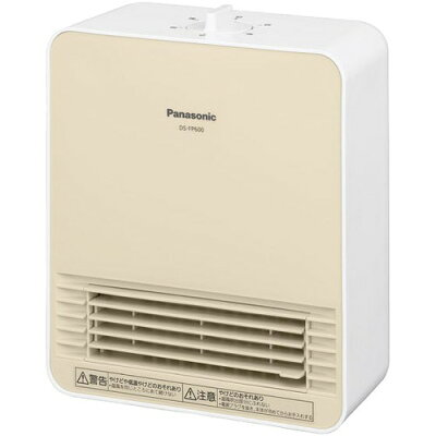 Panasonic セラミックファンヒーター DS-FP600-W