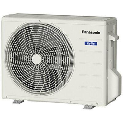 Panasonic エアコン Eolia F CS-220DFR-W