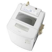 Panasonic 全自動洗濯機 NA-JFA808-W