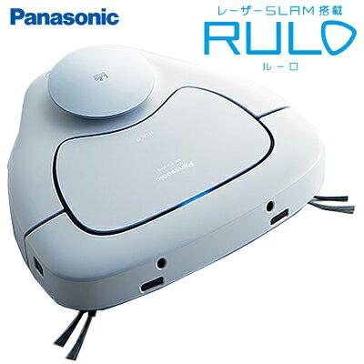 Panasonic ロボット掃除機 RULO MC-RSF1000-W