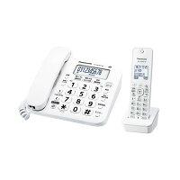 Panasonic コードレス電話機  VE-GD27DL-W