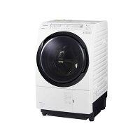 Panasonic ドラム式洗濯乾燥機 NA-VX800BR-W