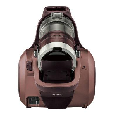 Panasonic サイクロン式 掃除機 MC-SR580K-T