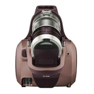 Panasonic サイクロン式 掃除機 MC-SR38K-T