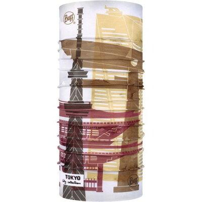 BUFF ORIGINAL シティコレクション TOKYO 東京 サイズ:22.3×53cm #406347
