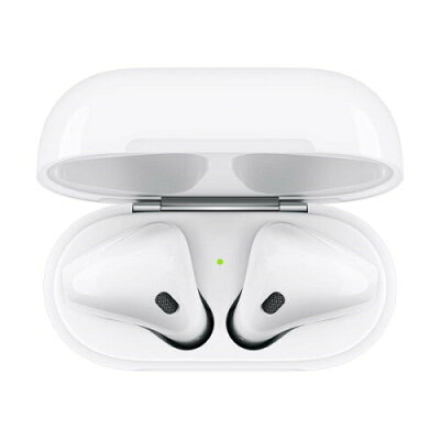 APPLE AirPods with Charging Case MV7N2J/A ワイヤレス Bluetoothイヤホン