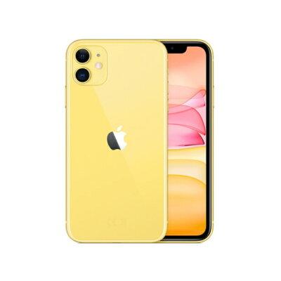 アップル iPhone11 64GB Yellow au