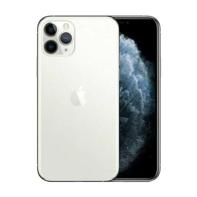 アップル iPhone11 Pro 64GB Silver au