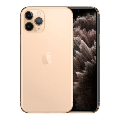 アップル iPhone11 Pro 64GB Gold au