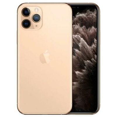 アップル iPhone11 Pro 512GB ゴールド au