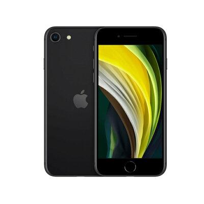 アップル iPhoneSE 第2世代 64GB ブラック au