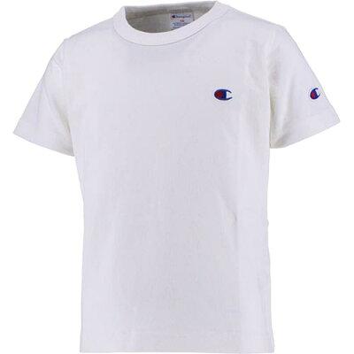 チャンピオン Champion キッズ Tシャツ T-SHIRT オフホワイト CS4994 02 ジュニア