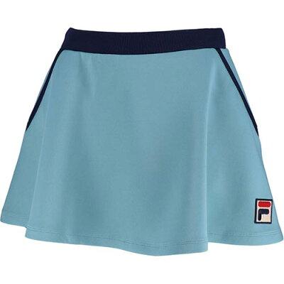 フィラ FILA レディース テニスウェア スコート ミネラルブルー VL1932 12