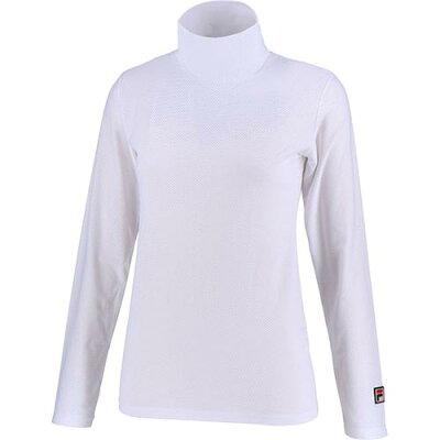 フィラ FILA レディース テニスウェア Wメッシュインナーシャツ ホワイト VL8013 01