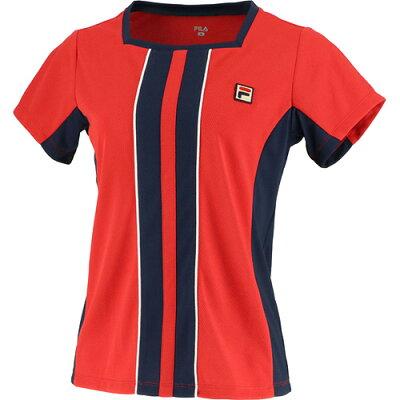 フィラ FILA レディース テニスウェア 93 ゲームシャツ フィラレッド VL1994 11