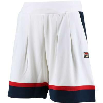 フィラ FILA レディース テニスウェア 93 キュロットパンツ ホワイト VL2043 01