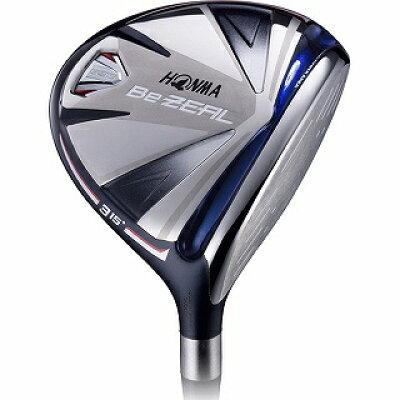 本間ゴルフ フェアウェイウッド Be ZEAL535 #3 VIZARD for Be ZEAL カーボンシャフト R