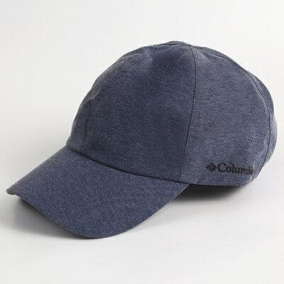 コロンビア Columbia ゲッパーキャップ Gepper Cap カレッジネイビーテクスチャー PU5032 466