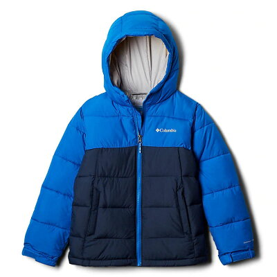 Columbia コロンビア PIKE LAKE JACKET パイク レイク ジャケット Kid's L 439 SUPER BLUE×COL WY0028