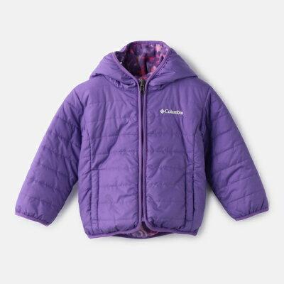 コロンビア Columbia キッズ ダブルトラブル ジャケット GRAPE GUM GRA SC5505 576 ジュニア 男の子 女の子