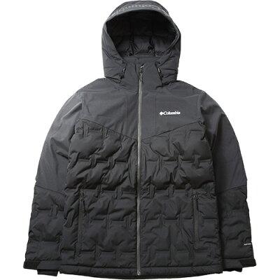 ワイルドカードダウンジャケット サイズ:S カラー:Black #EE0901-010
