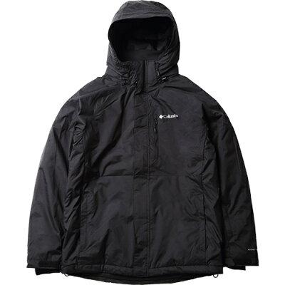 コロンビア Columbia メンズ シャスタスロープジャケット ブラック EE0904 010