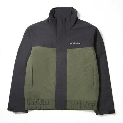 コロンビア Columbia メンズ ライアンストリームジャケット サープラスグリーン PM5725 347