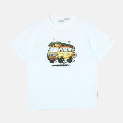 コロンビア Columbia ゴーイングトゥーザサンビュートTシャツ 125/SeaSalt 125 PM1390 メンズ